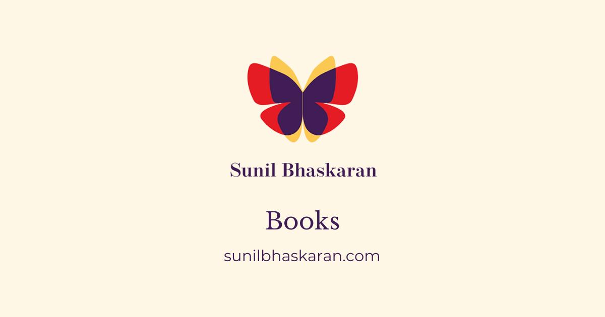 Sunil Bhaskaran books